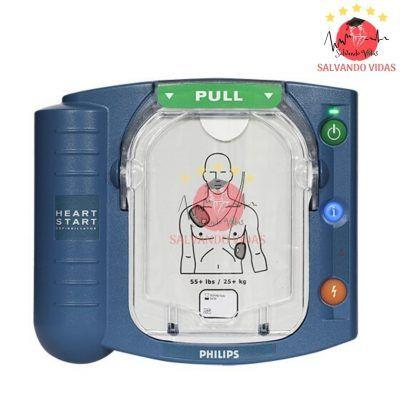 Desfibrilador Philips HeartStart