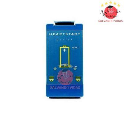 repuesto bateria desfibrilador