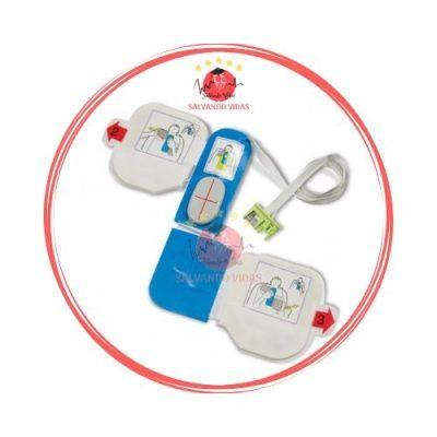 electrodos desfibrilador zoll